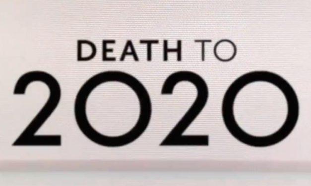 Death To 2020; mockumentary basado en un año caótico