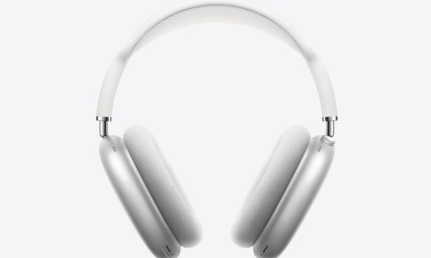 AirPods Max, los primeros audífonos over-ear de Apple