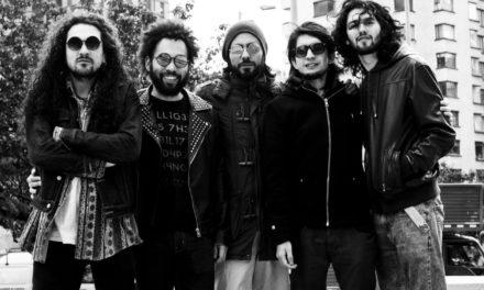 La banda colombiana Rey Loco lanza su álbum debut
