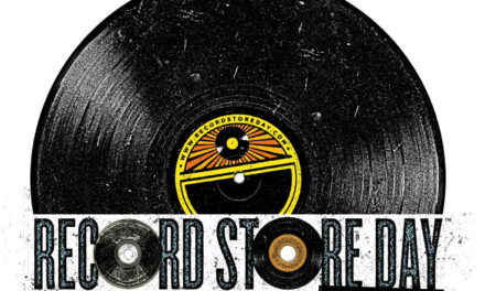 Save the Date para Record Store Day 2021