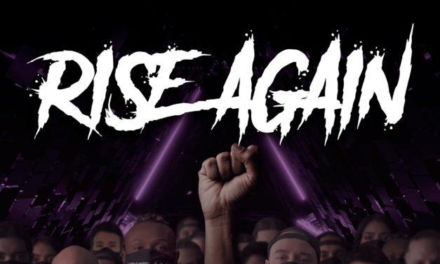 Escucha la iniciativa musical Rise Again