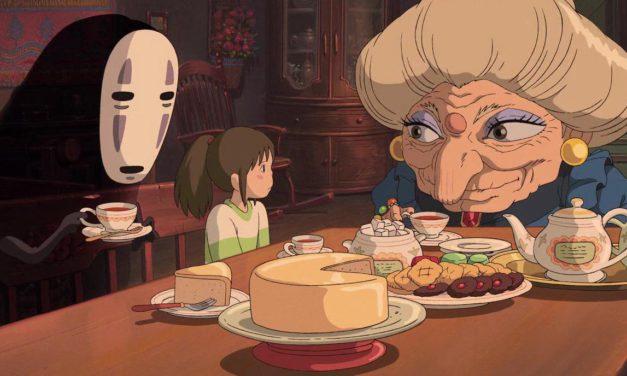 El Viaje De Chihiro, inspiradora cinta de Miyazaki