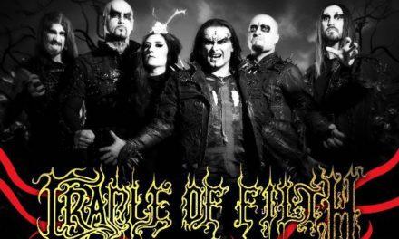 Cradle Of Filth llegará a México para el MxMFVI