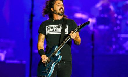 Foo Fighters presentará su nuevo LP en su canal SiriusXM