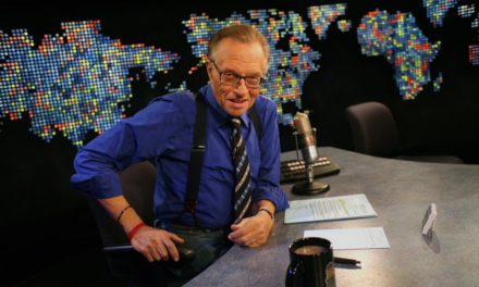 Muere el famoso presentador Larry King