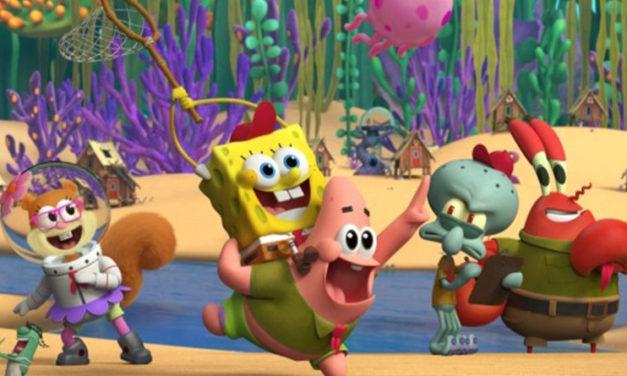 Kamp Koral, serie spin-off de Bob Esponja