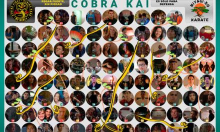 Cobra Kai una nostálgica temporada