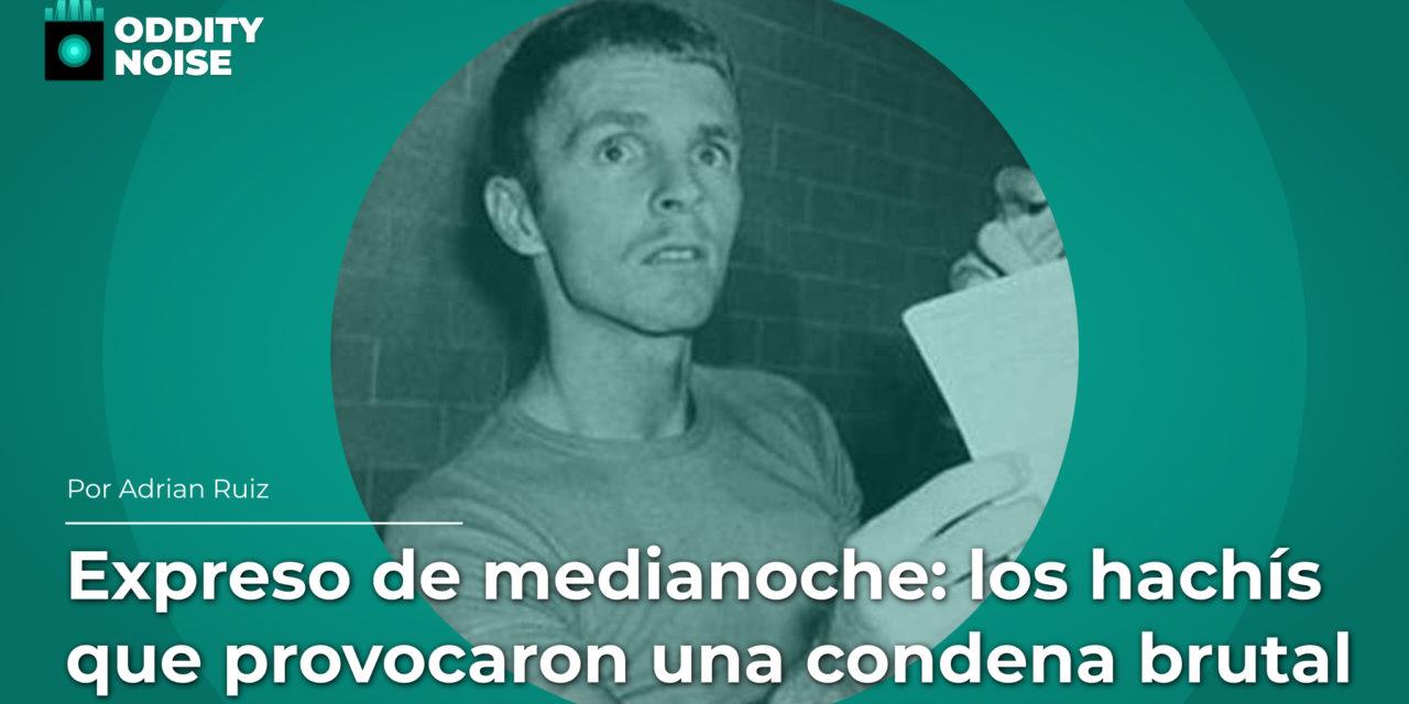 Expreso De Media Noche: la historia de una condena brutal