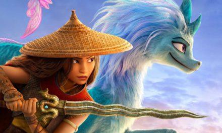 Raya Y El Último Dragón; la nueva cinta de Disney
