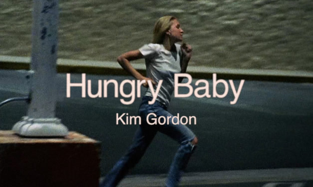 Kim Gordon comparte el video del tema «Hungry Baby»