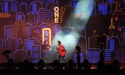 The Weeknd: un espectáculo flojo para el SuperBowl LV