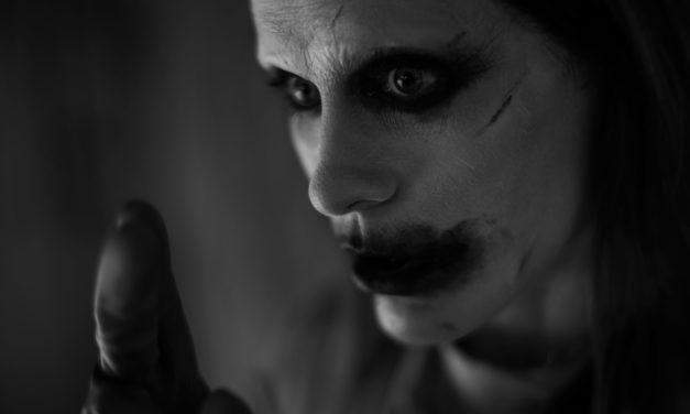Así lucirá el Joker en la cinta de Zack Snyder