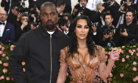 Kim Kardashian le pide el divorcio a Kanye West