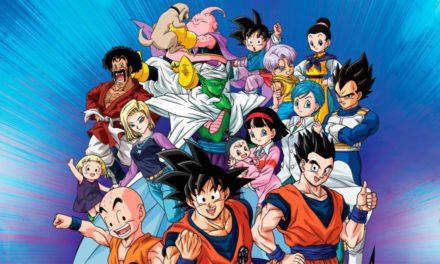 Justo en la infancia: «Dragon Ball» está de aniversario