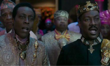Eddie Murphy lo vuelve a hacer con Un príncipe en Nueva York 2