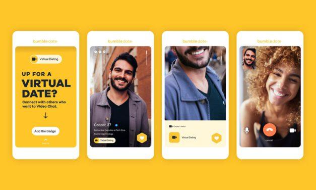 Bumble una app de citas para que las mujeres den el primer paso