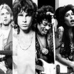 El club de los 27: Un club de muerte y leyendas musicales