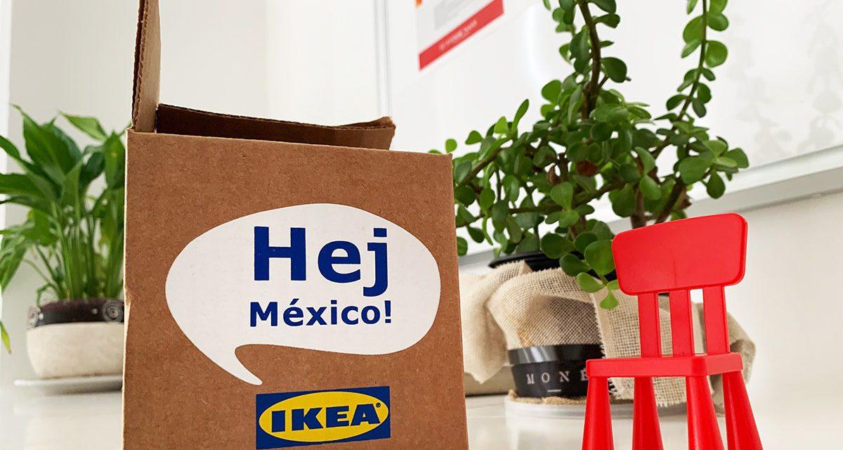 Prepárate: IKEA llega a México el 8 de abril