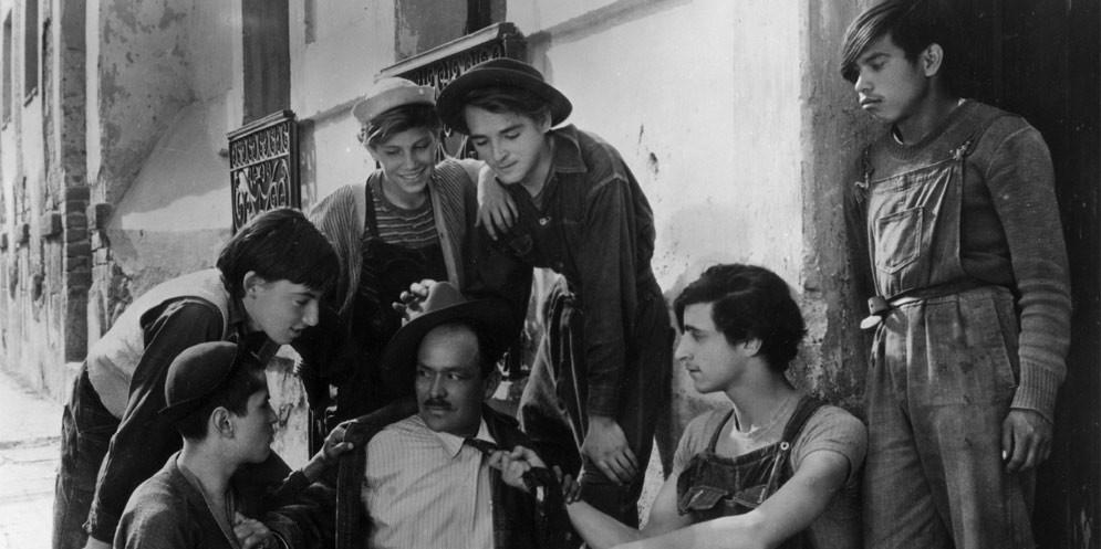 Los olvidados una película de Luis Buñuel