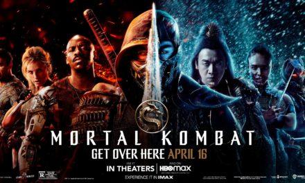 El nuevo poster de la película de Mortal Kombat nos deja ver a Kabal