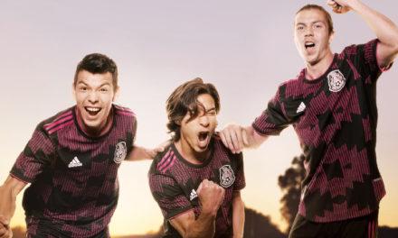 ¡Chulada!: Esta es la nueva playera de la Selección Mexicana