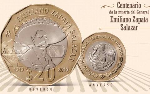 ¡Humo blanco en el Banco de México!: Tenemos nueva moneda de 20 pesos