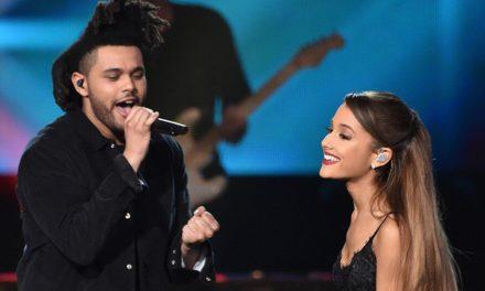 """Ariana Grande y The Weeknd sorprenden con el anunció de su colaboración """"Save Your Tears"""""""