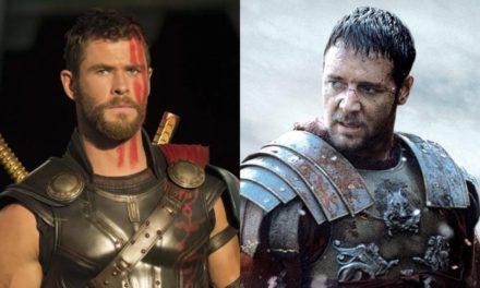 ¿Chris Hemsworth protagonizará Gladiador 2?