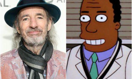 Habrá un cambio con el Dr. Hibbert en las nuevas temporadas de Los Simpson