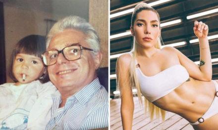 Frida Sofía habla sobre los abusos cometidos por parte de Enrique Guzmán