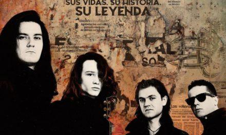 Para conmemorar los 25 años de su separación Netflix estrena el documental de Héroes del Silencio