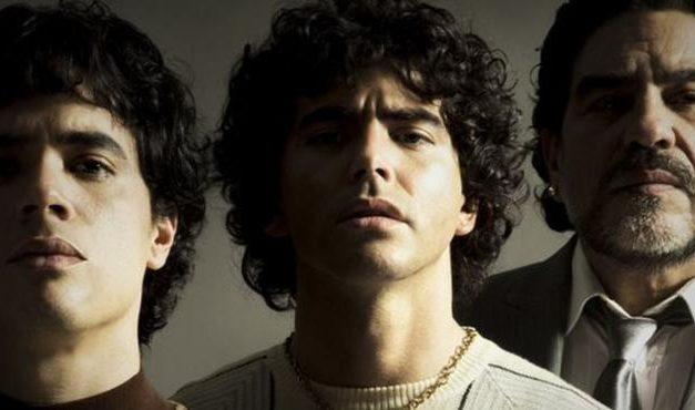 Amazon Prime presenta el tráiler de su próxima serie, Maradona: Sueño Bendito