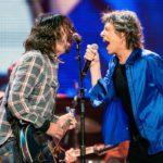 Mick Jagger estrena canción junto a Dave Grohl