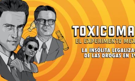 Toxicomanía: El nuevo podcast de Luis Gerardo Méndez