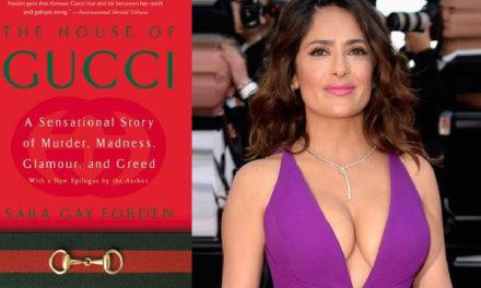 Salma Hayek se une a las grabaciones de «House of Gucci»