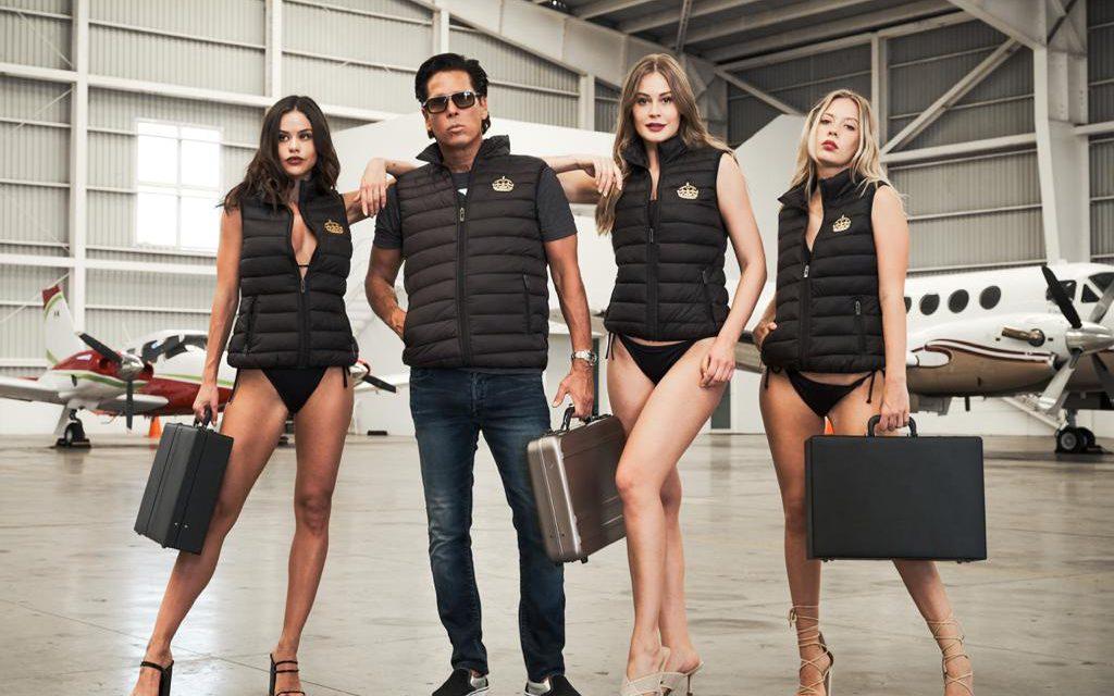 ¡Consiéntete, rey!: Roberto Palazuelos presenta su nueva línea de ropa.