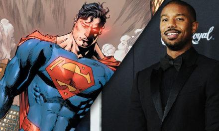 Michael B. Jordan ya habló sobre su futuro como Superman
