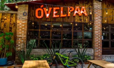 """Conoce """"Óvelpaa"""": Un restaurante escondido en el corazón de un bosque"""