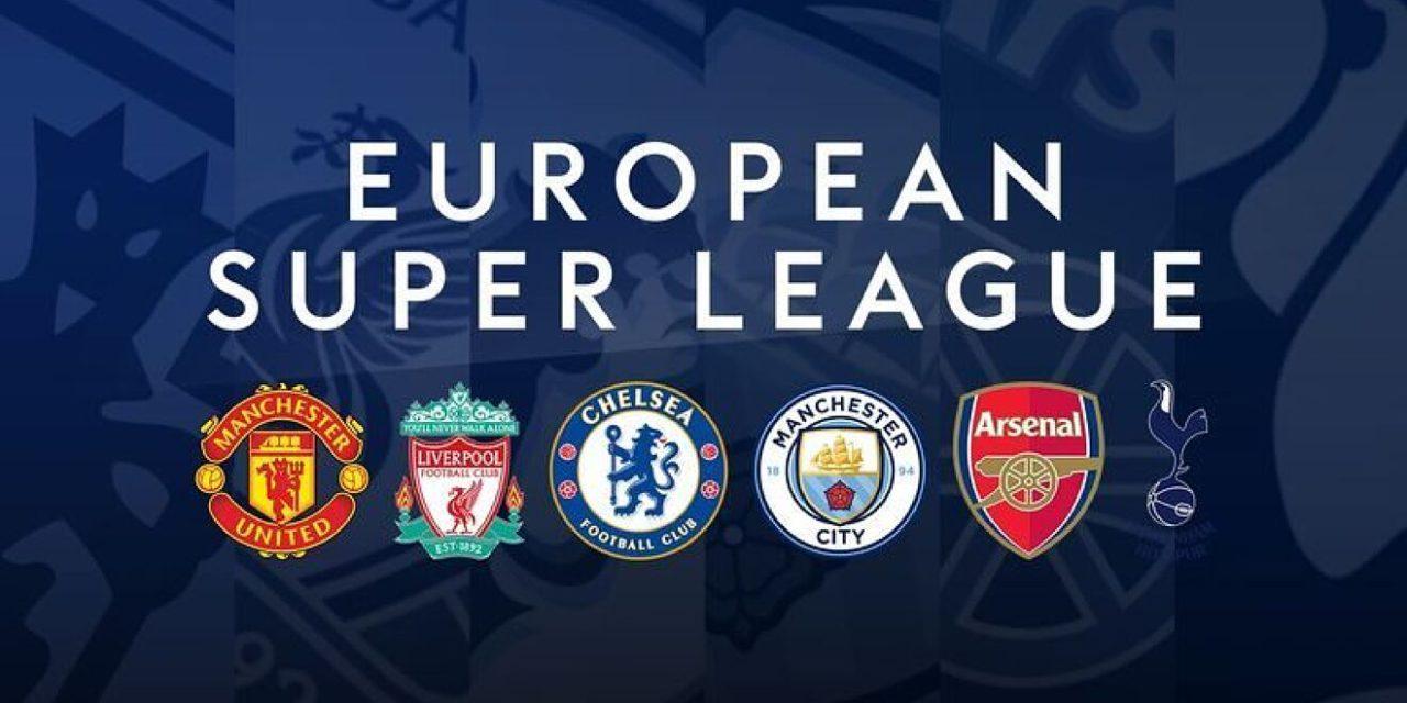 ¡Se despedaza!: Se salen los equipos de Italia e Inglaterra y solo quedan dos en la Superliga