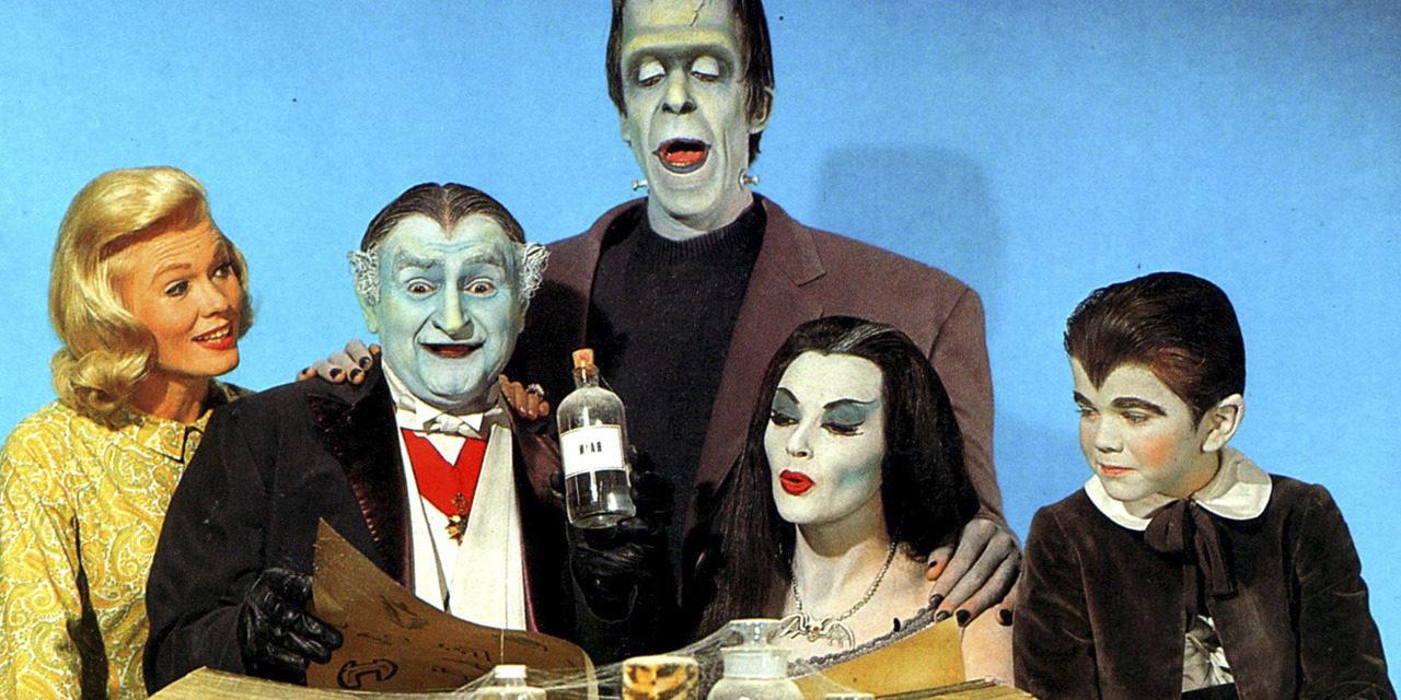 Nostalgia: Habrá reboot de «The Munsters» ¡De la mano de Rob Zombie!