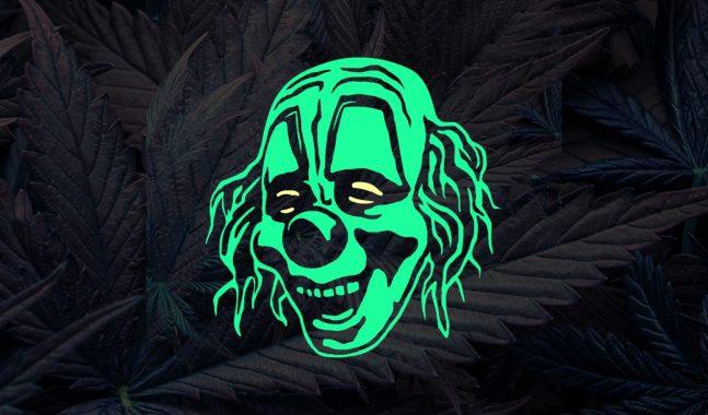 4/20 cortesía de Clown by Slipknot: Lanza nueva marca de Cannabis