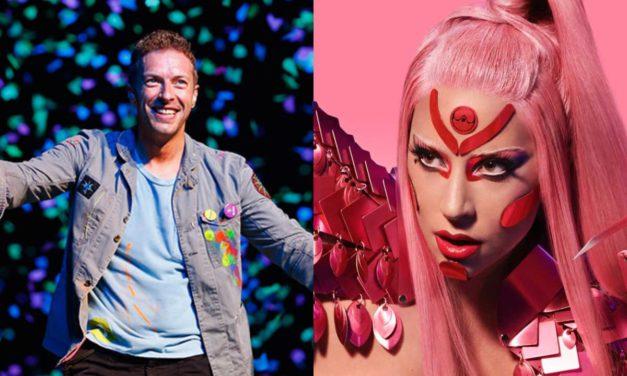 ¡Explotan las redes sociales! Acusan a Coldplay de copiar el disco de Lady Gaga.