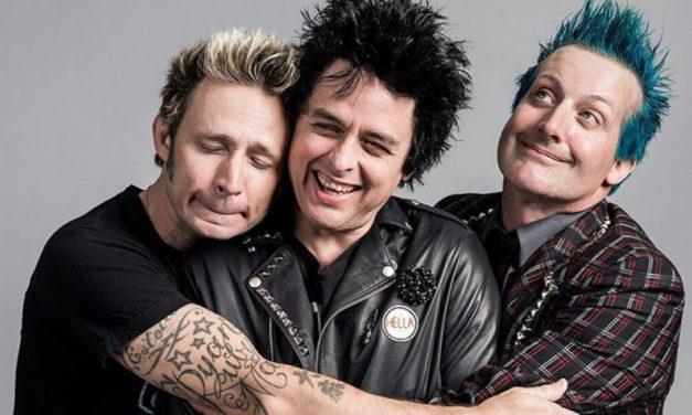 """Green Day libera su nueva canción """"Pollyanna"""""""