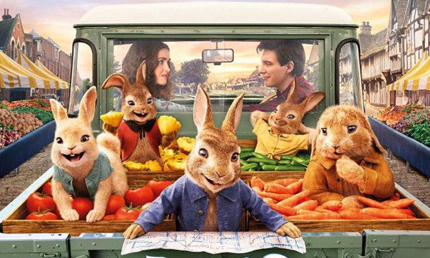 Entrevista con el director de Peter Rabbit: conejo en fuga