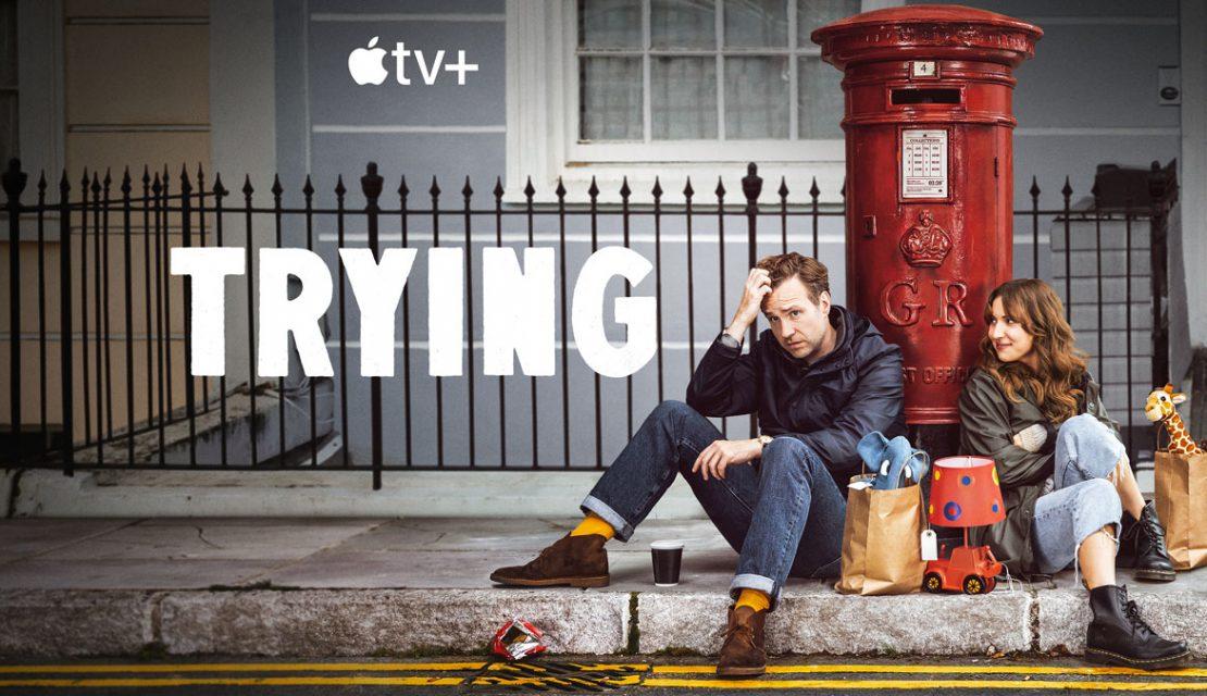 Trying de Apple TV+: ¡Por fin tendremos segunda temporada!