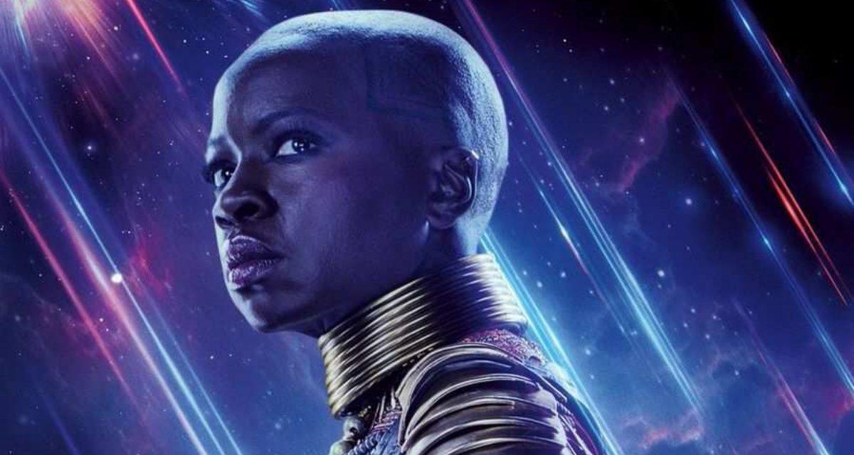 El Universo de Marvel continúa en expansión, esta vez toca el turno de Okoye
