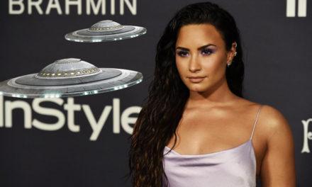 La pasión oculta de Demi Lovato con los OVNIS que la llevó a hacer una serie