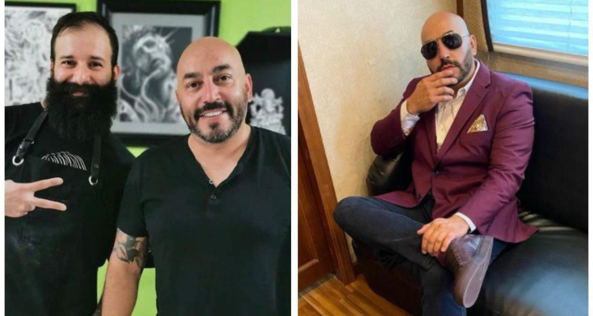 Lupillo Rivera y Criss Angel se quitan la marca de la bestia