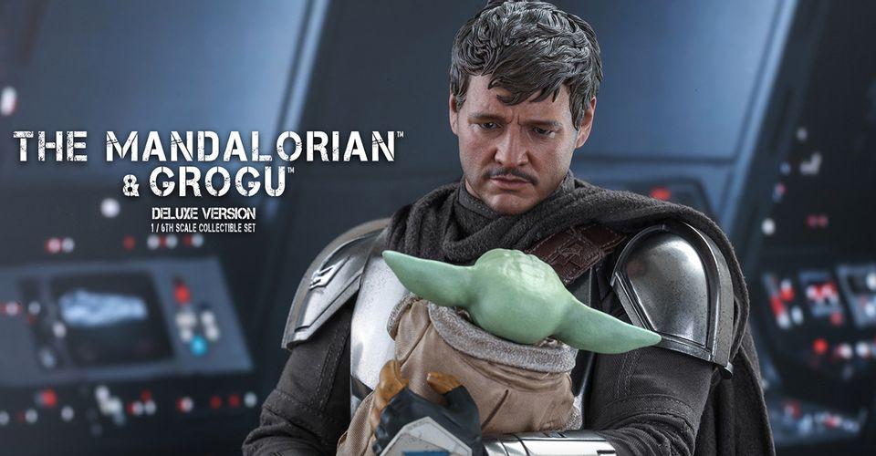 ¿Eres fanático de The Mandalorian? Tienes que ver este set de Hot Toys
