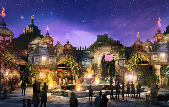 ¿Ya te enteraste? Llega a México Vidanta World, el nuevo parque temático con show del Cirque du Soleil